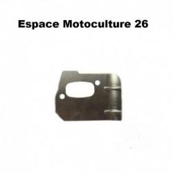 Tôle de protection échappement HUSQVARNA 345 - 346XP - 350 - 353
