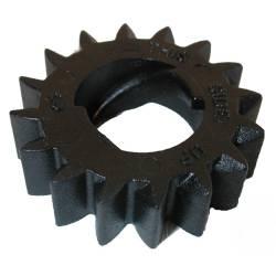 Pignon de démarreur plastique 16 dents adaptable pour moteurs BRIGGS & STRATTON