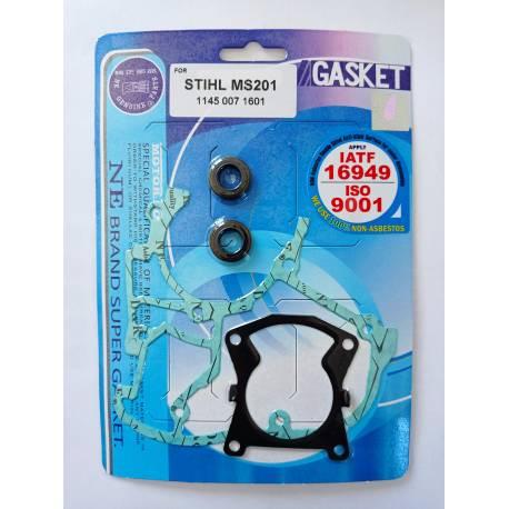 Pochette de joints adaptable STIHL 020T - MS200 - MS200T
