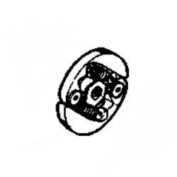 Embrayage d'origine HUSQVARNA 232R
