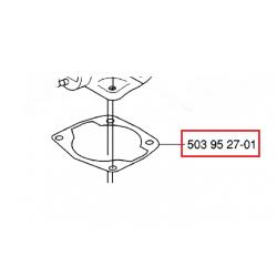 Cylindre piston ø42mm HUSQVARNA 343R
