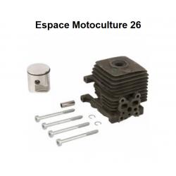 Cylindre piston ø34mm d'origine STIHL HS45 2-MIX - HS52