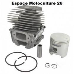 "Cylindre piston ø51mm adaptable HUSQVARNA K760 - K760II - K770 ""admission 33mm"""