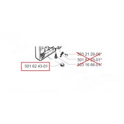 Tuyau / Durite d'huile d'origine HUSQVARNA 154 - 242 - 254 - 257 - 261 - 262