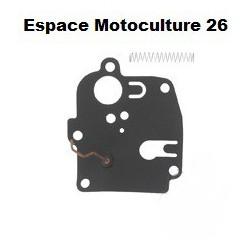 Membrane de carburateur BRIGGS & STRATTON Modèles 3,5 ch & 4 ch