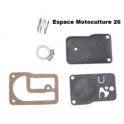 Kit membrane + Joints de pompe à essence B&S 253700 à 255400 & 400400 à 422700