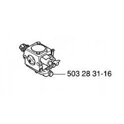 Carburateur d'origine HUSQVARNA 343R - 343FR - 343RX - 343FX - 343FXT