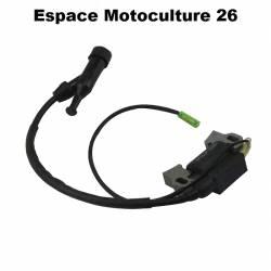 Bobine d'allumage adaptable pour Moteur HONDA GX240 - GX270 - GX340 - GX390 - GXV340 - GXV390 - LONCIN G340