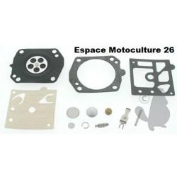 Kit de réparation et membrane pour carburateur Walbro HDA