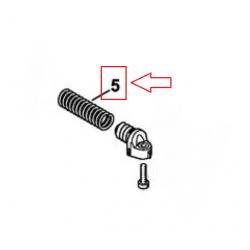 Bouchon de palier avant d'origine STIHL MS201T - MS201TC-M - MS201C - MS201C-M