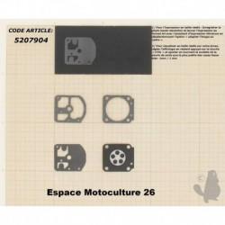 Kit membranes ZAMA GND5 pour ECHO CS332 - 285EVL
