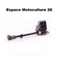 "Bobine ""module"" d'allumage d'origine HUSQVARNA 18H - 26RLC - 32R - 32RL - 32RLC"