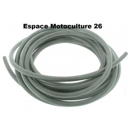 Durite essence opaque ø Int: 2,4mm ext: 5,2mm (vendu en 50cm)