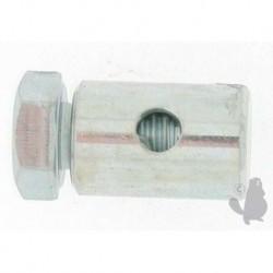 Serre-câble, pour câbles jusque Ø: 3mm