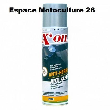 AEROSOL ANTI HERBE XOIL - Bombe aérosol de 250ML