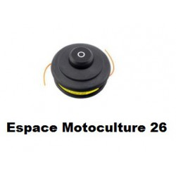 Tête fil complète Tap & Go M10 x 1,25 pour Débroussailleuse CHINOISE