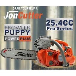 """Tronçonneuse / Elagueuse thermique JonCutter G2500 - 25.4CC - guide de 12"""""""