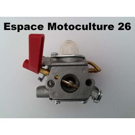 Carburateur Débrousailleuses 30cc RYOBI - HOMELITE C1UH60D ZR22600 - Moteur 1E34F