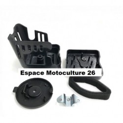 Boite à air pour Débroussailleuse Chinoise CG430 - CG520 de 33cc - 43cc - 51cc - 52cc - 65cc