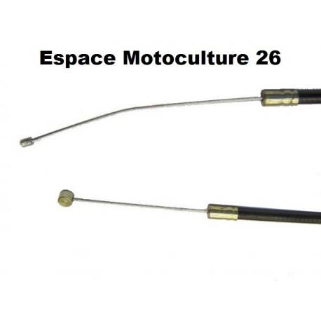 Câble d'accélérateur Pour Débroussailleuse Chinoise CG430 - CG520