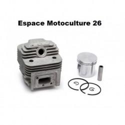 """Cylindre piston ø40mm Débroussailleuse Mitsubishi TL43 - CG430 """"Moteur 1E40F-5"""""""