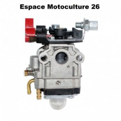 Carburateur de Débroussailleuse Mitsubishi TU26 - TL26 / McCulloch B40B - B40BT - B40P