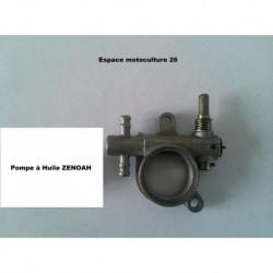 Pompe à Huile et vis sans fin pour Élagueuse 2500 25cc - ZENOAH G2500 G3800