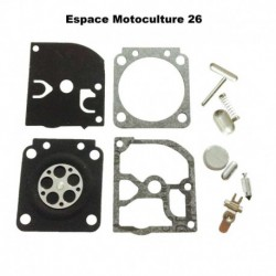 Kit Membrane STIHL MS192T - MS200T - FS55 - FS75 - FS85 - HT75 - HS45 - FS250 - FS350 - FS450 etc...