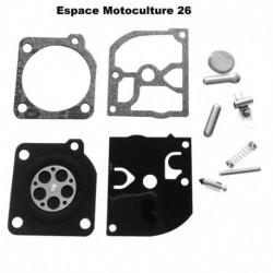 Kit Membrane STIHL MS210 - MS230 - MS250 et HUSQVARNA 136 - 137 - 141 - 142