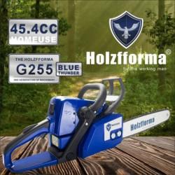 Tronçonneuse thermique HOLZFFORMA G255 - 45,4cc - 40cm de coupe