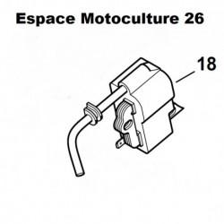 Bobine / Module d'allumage d'origine STIHL MS192 - MS192T - MS192TC