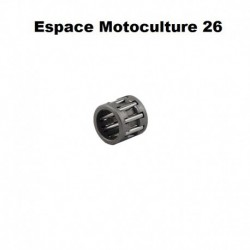 Cage à aiguille 8x11x10 d'axe de piston STIHL HS75 - HS81 - HS85 - HS86 - FS85 ...
