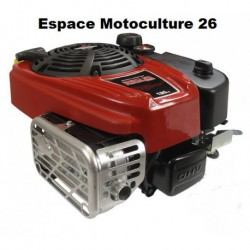 Moteur BRIGGS & STRATTON série 850 INTEK CIS OHV, axe vertical 22,2 x 62mm