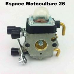 Carburateur STIHL FS38 - FS45 - FS55 - HS45 - FS75 - FS80 - FS85 - HS75 - HS85 etc...