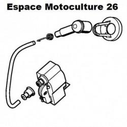 Bobine / Module d'allumage d'origine STIHL MS261C-M - MS261C-M VW